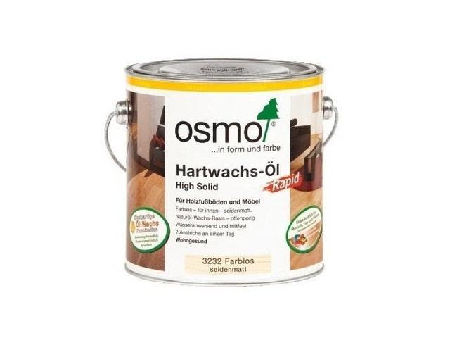 Hartwachs-l Farbig Масло с твердым воском - Osmo