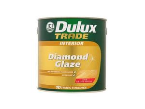 Лак водный Dulux Diamond Glaze